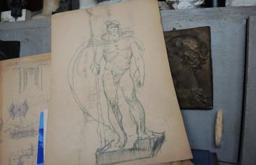 Скульптор из Города Солнца.
