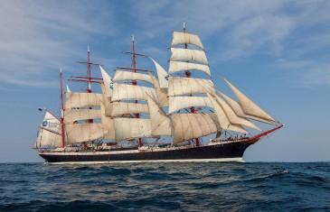 Виртуальное путешествие по барку «Седов»