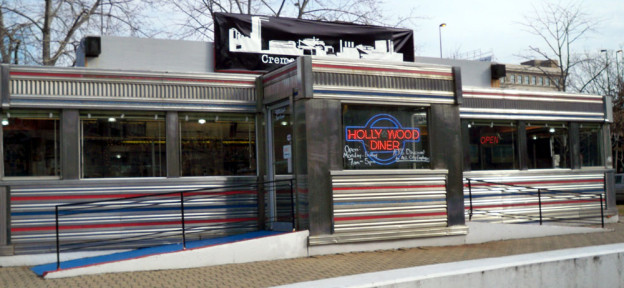 hollywood diner