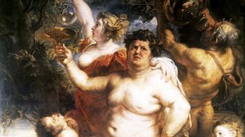 Пьяницы и боги. Как алкоголь стал божественным напитком и лишился святости.