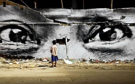 JR. Граффити