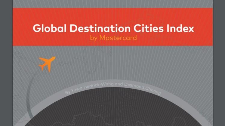 Рейтинг Mastercard Global Destinations Cities Index.