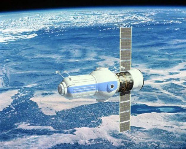 Гостин в космосе1