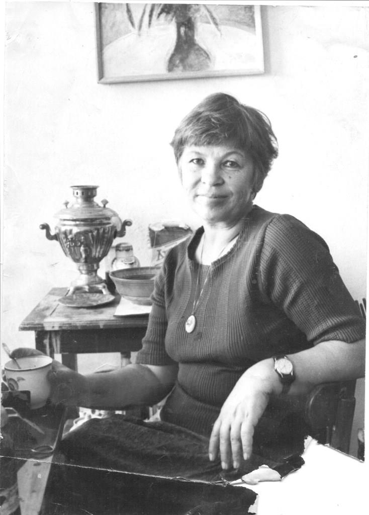 Фото Александра Козина. 1982 год