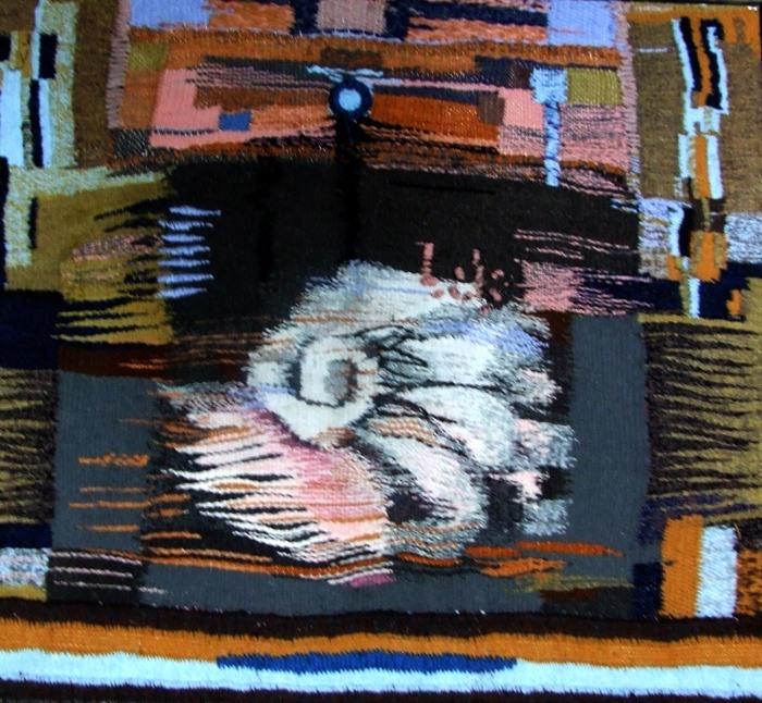 «Раковина». Гобелен. 70х80. 2006