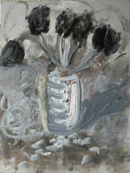 Сергей Бугровский Чёрные тюльпаны. 2001 год