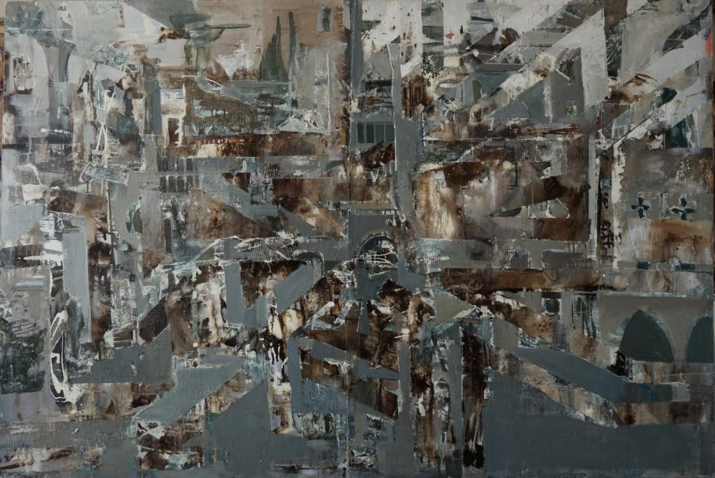 О. Кузин. Цивилизация. Фаза VI, 2008, 104×155