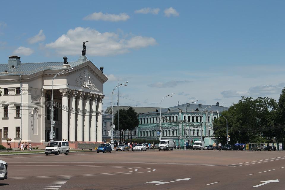 10 прчин посетить Беларусь Гом