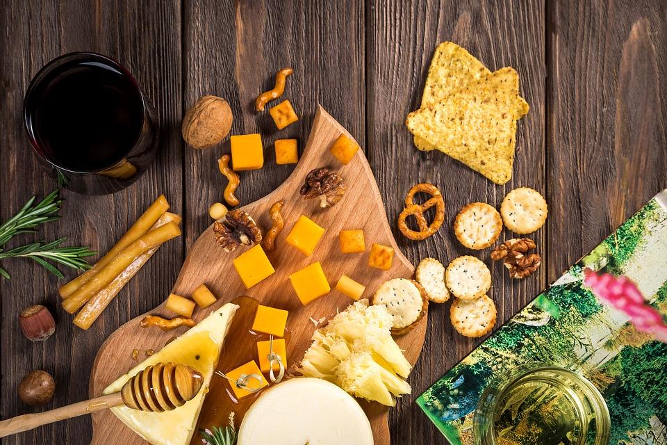 3 причины провести медовый месяц в Грузии.Кухня.Сыр