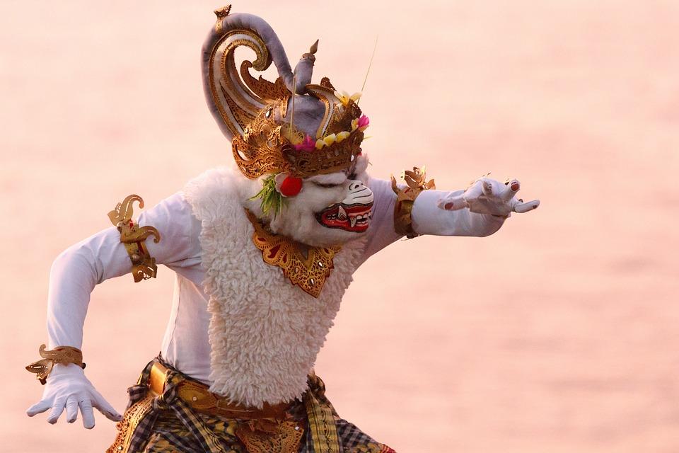 7 интересных фактов о балийцах. танец