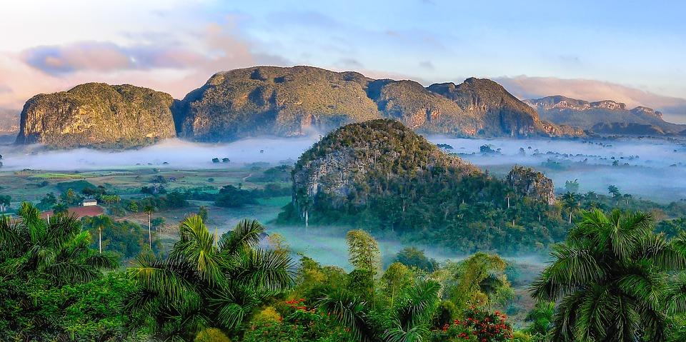 7 сказочных мест на Кубе. Пейзаж