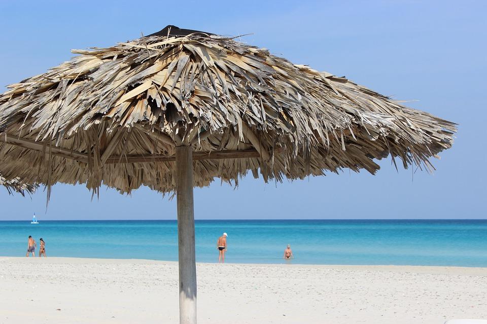 7 сказочных мест на Кубе. Пляж Варадеро