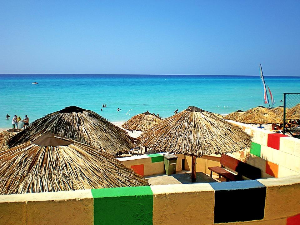 7 сказочных мест на Кубе. Пляж Варадеро1