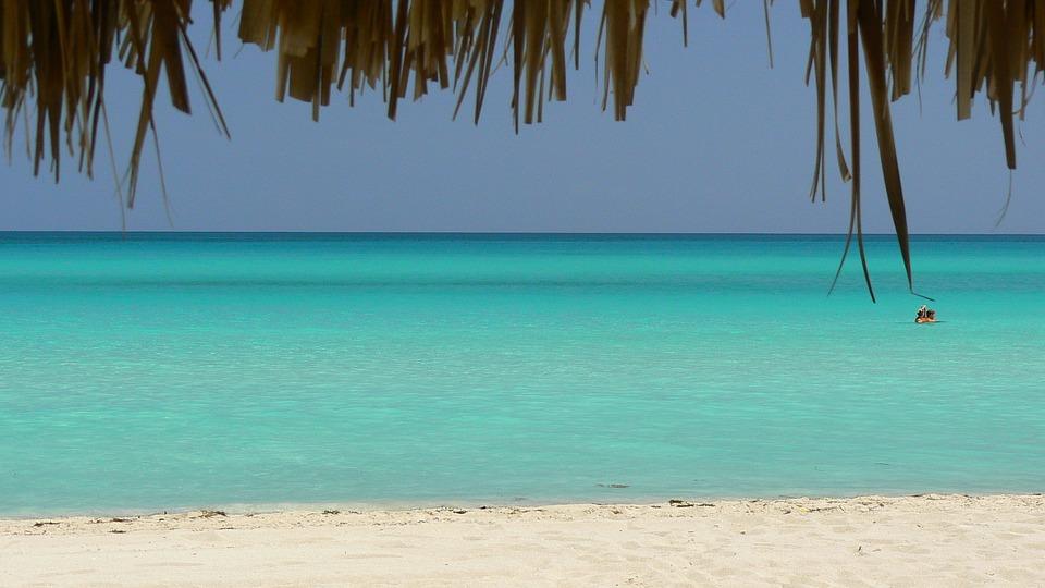 7 сказочных мест на Кубе. Пляж