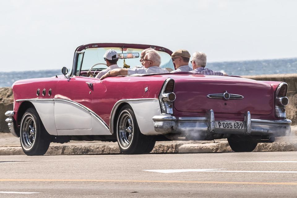 7 сказочных мест на Кубе. Такси