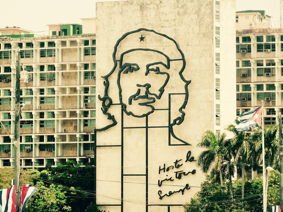 7 сказочных мест на Кубе. Че Гевара