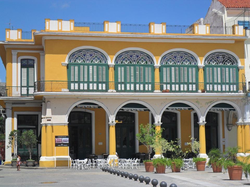 7 сказочных мест на Кубе. архитектура