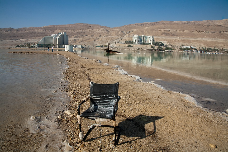 3 моря Израиля. Мёртвое море1