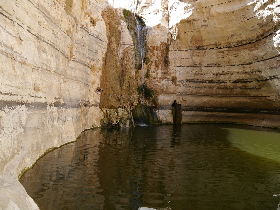 3 моря Израиля. Негев