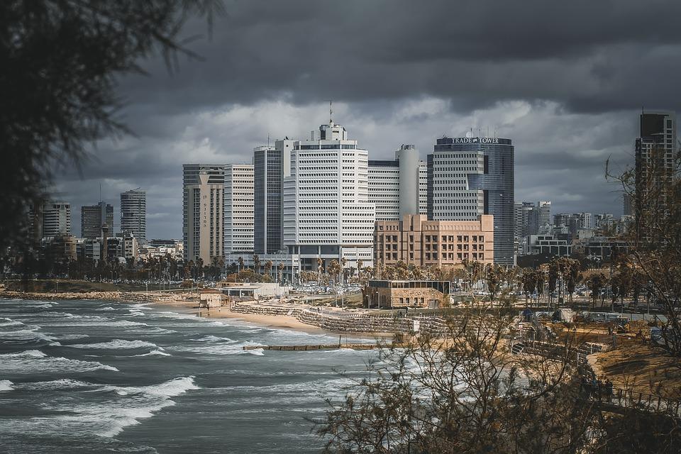 3 моря Израиля. Средиземное море