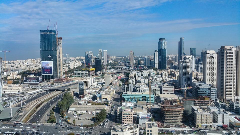 3 моря Израиля. Тель-Авив