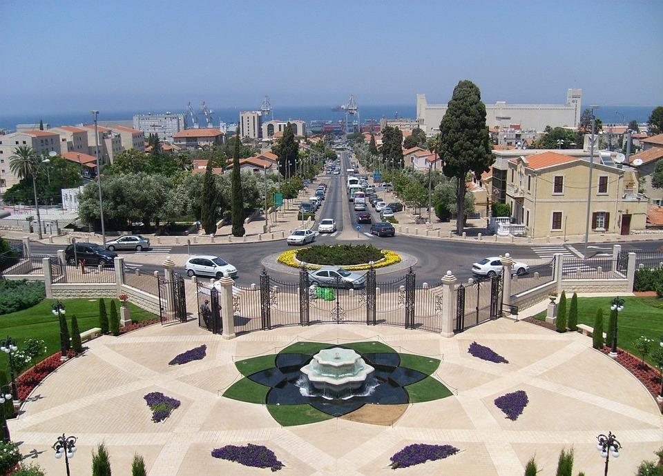 3 моря Израиля. Хайфа