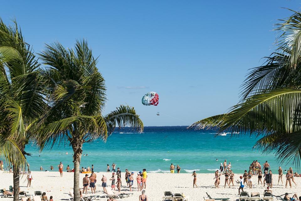 7 лучших мест Мексики. Канкун.Пляж