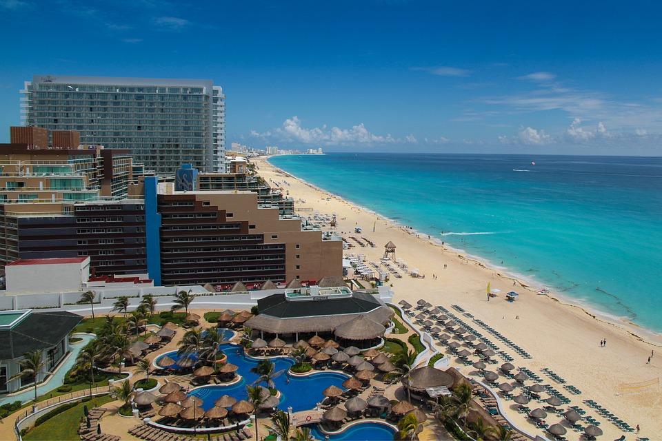 7 лучших мест Мексики. Отель.