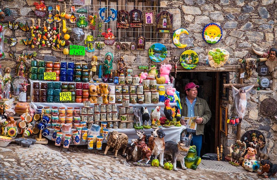 7 лучших мест Мексики. Рынок.
