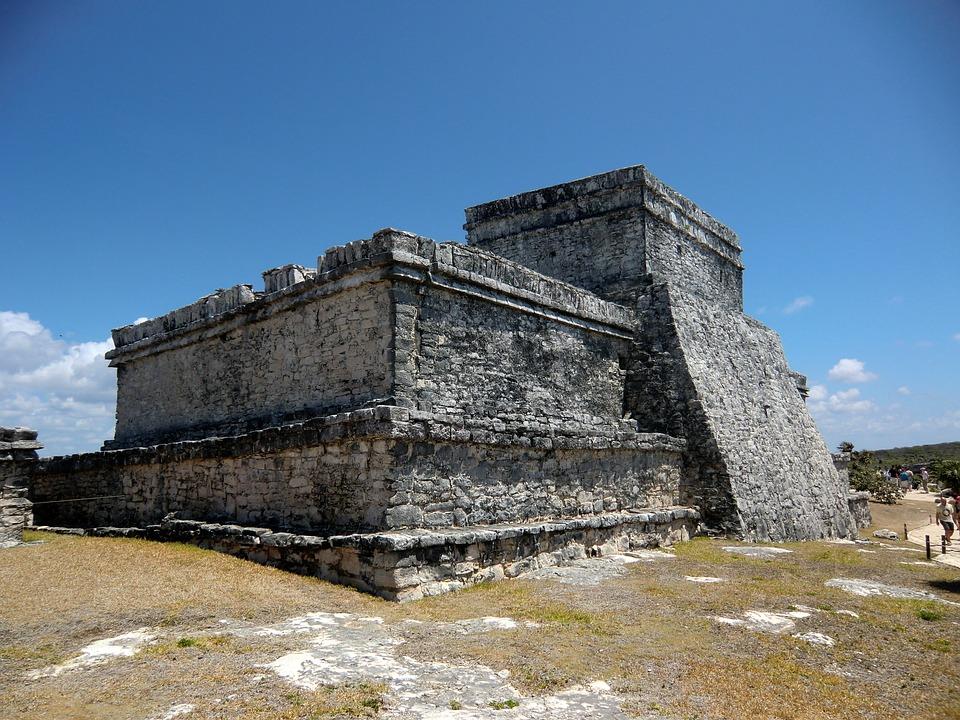 7 лучших мест Мексики. Тулум.