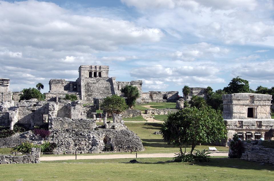 7 лучших мест Мексики. Тулум.2
