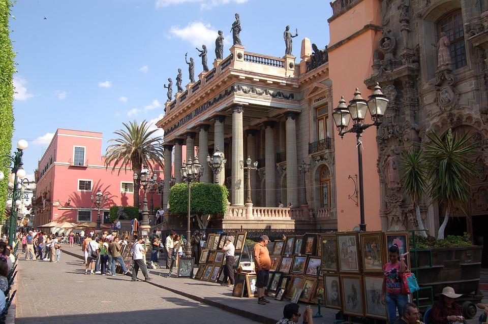 7 ярких примеров самобытной культуры Мексики. Архитектура