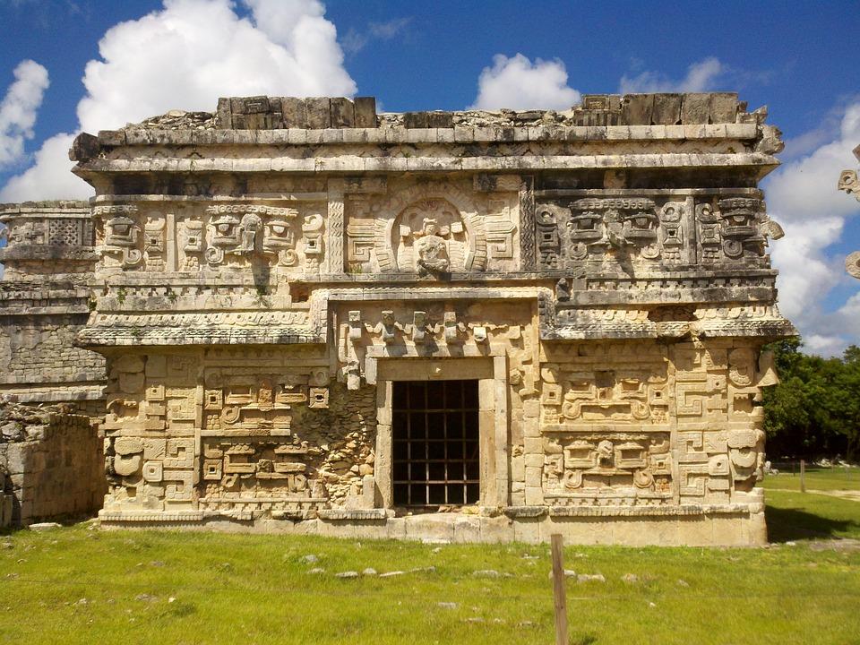 7 ярких примеров самобытной культуры Мексики. Архитектура1