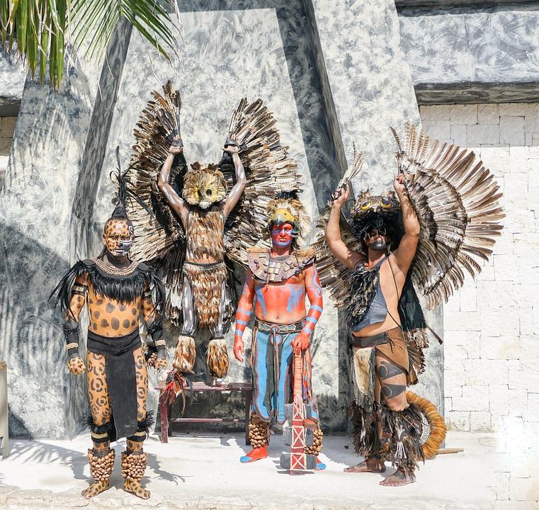 7 ярких примеров самобытной культуры Мексики. Ацтеки.