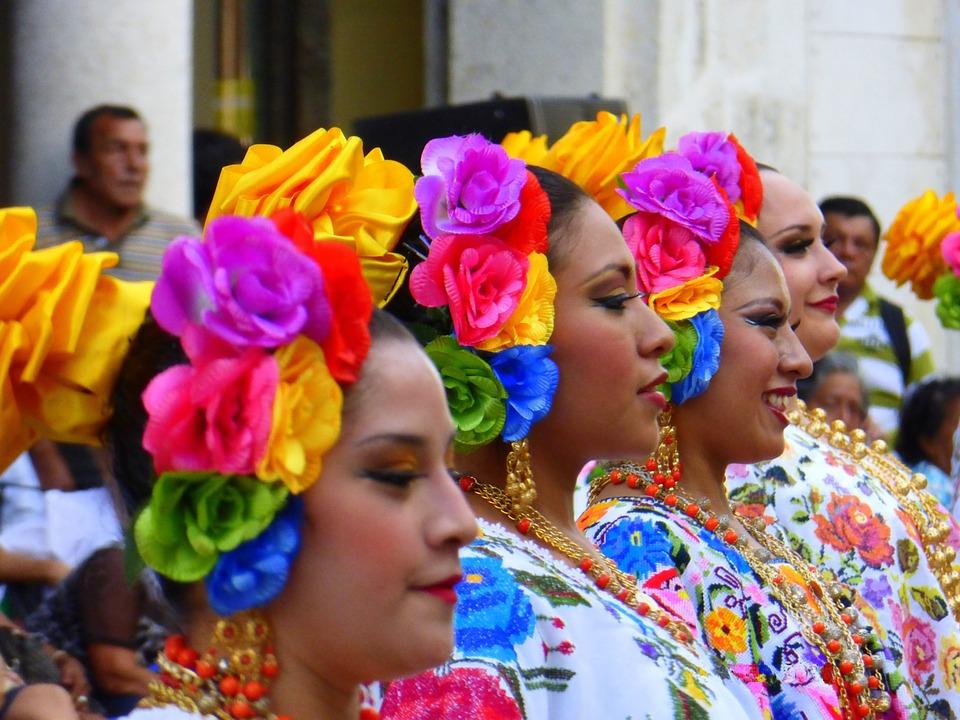 7 ярких примеров самобытной культуры Мексики. Карнавал