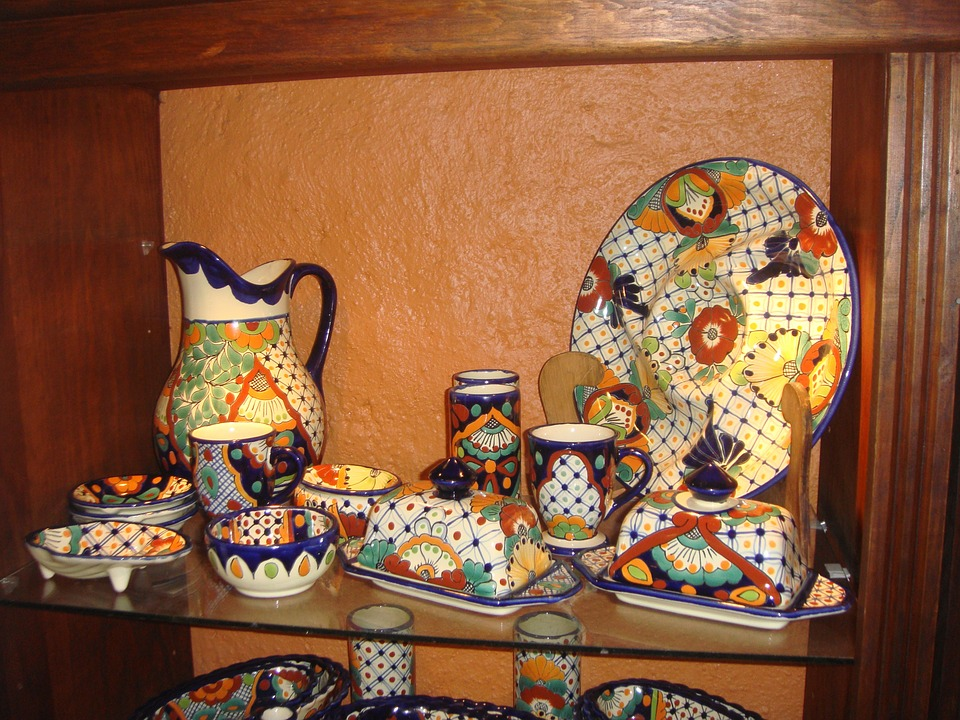7 ярких примеров самобытной культуры Мексики. Керамика.