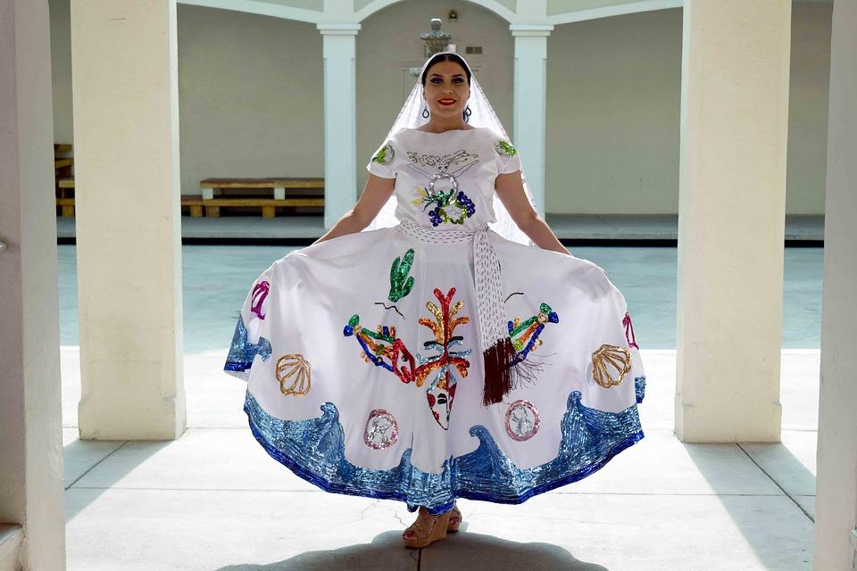 7 ярких примеров самобытной культуры Мексики. Одежда