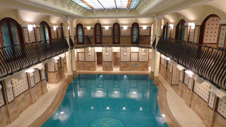 Венгрия СПА. Отель