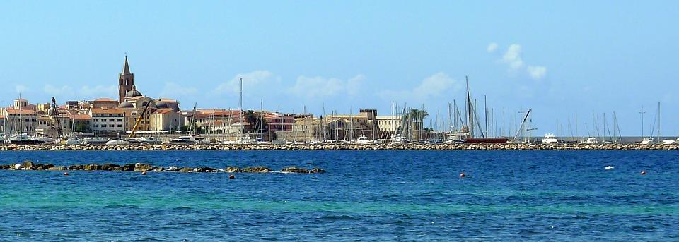 Сардиния. Альгеро