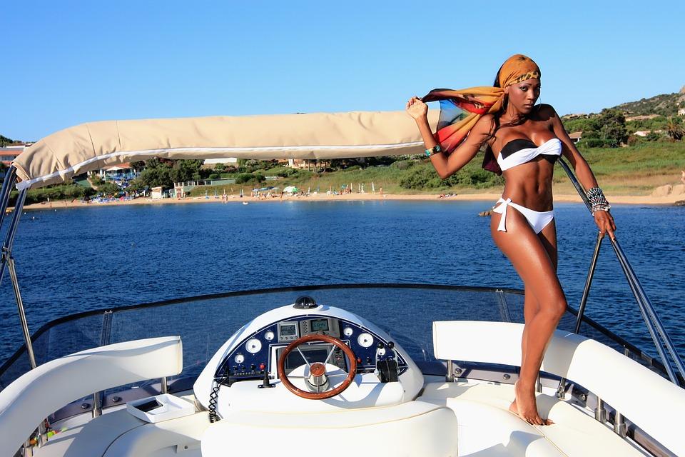 Сардиния. На яхте