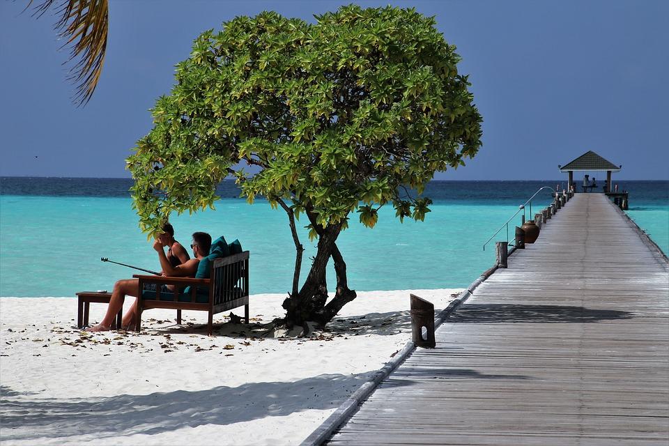 7 чудес сказочного царства.Мальдивы. 4