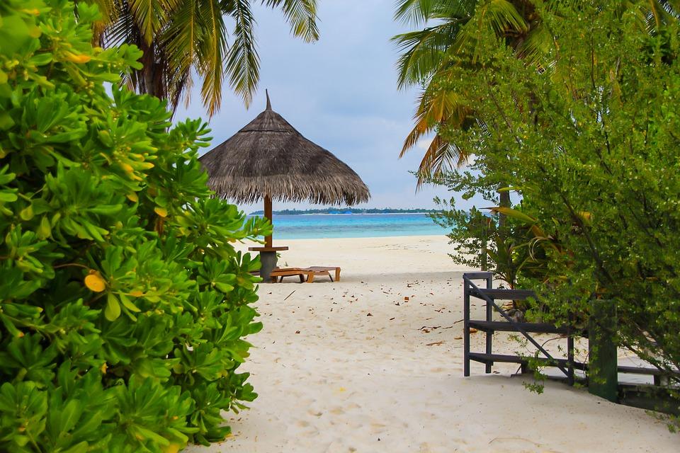 7 чудес сказочного царства.Мальдивы. 9