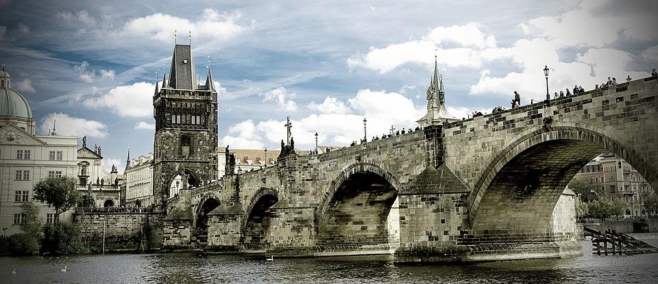 Прага.Карлов мост