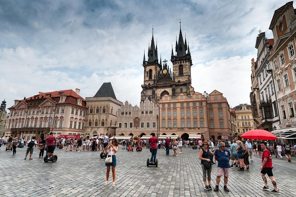 Прага.Центр
