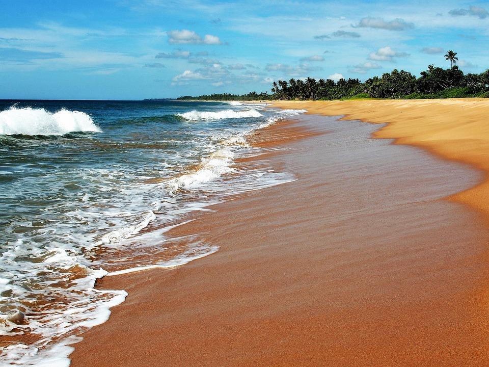 Шри-Ланка.Пляж1