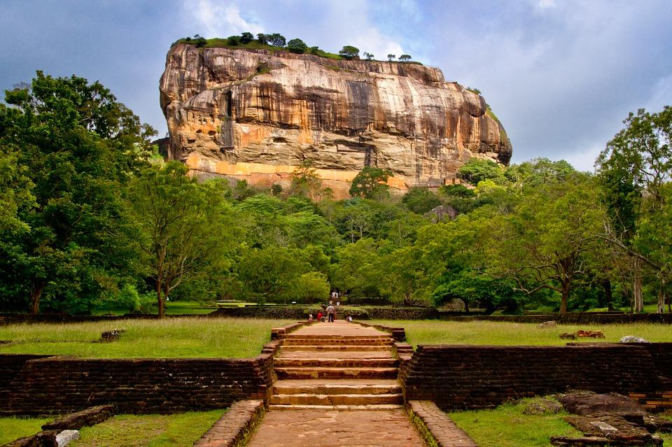 Шри-Ланка. Сигирия