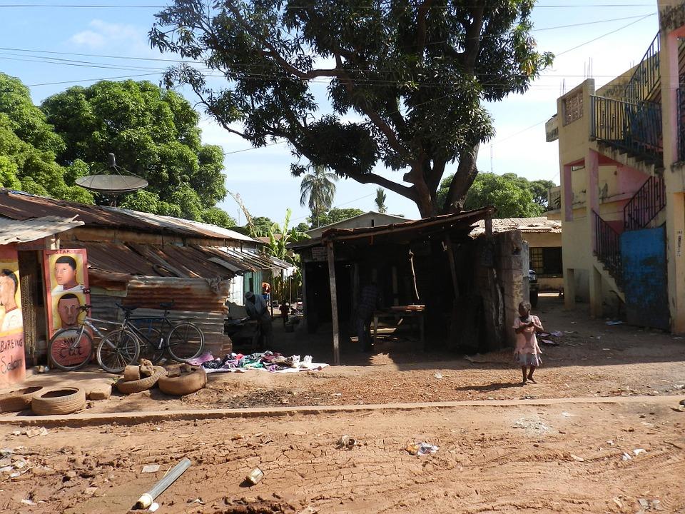 Гамбия.Жильё