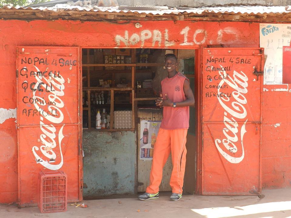 Гамбия.Кафеjpg