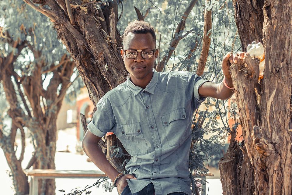 Гамбия.Мужчина