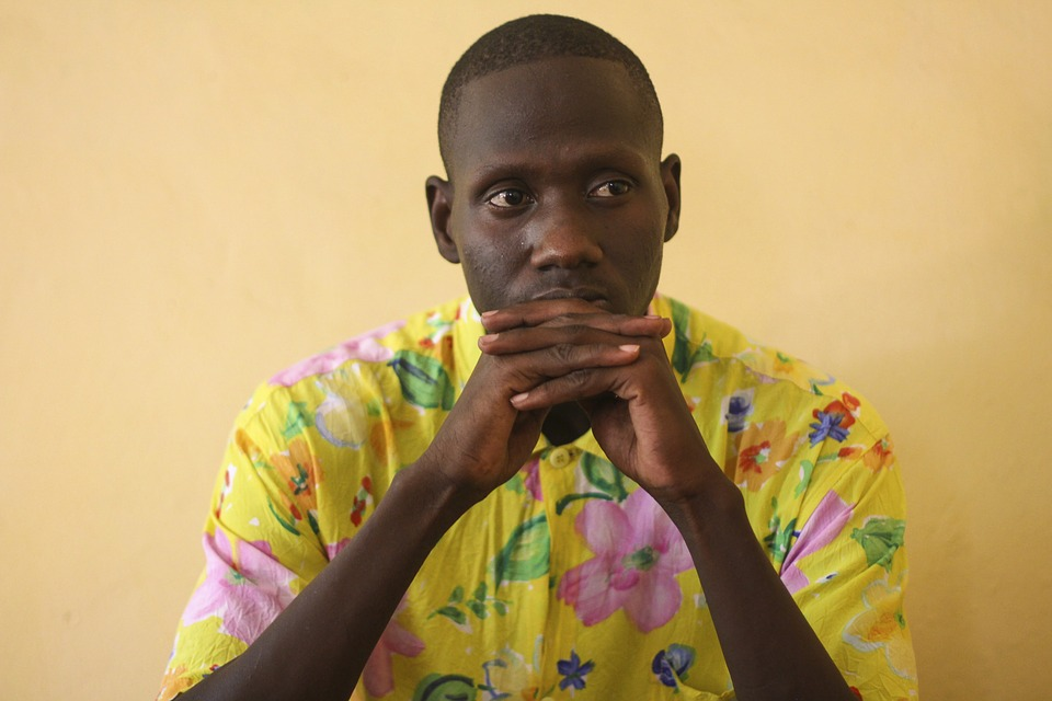 Гамбия.Мужчина1